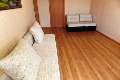 Сдается 2-комнатная квартира посуточно в Челябинске, Труда,9.