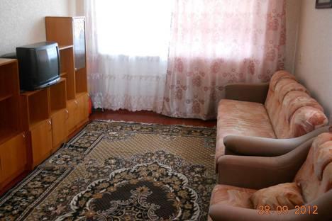 Сдается 1-комнатная квартира посуточнов Бийске, ул. Васильева, 36.