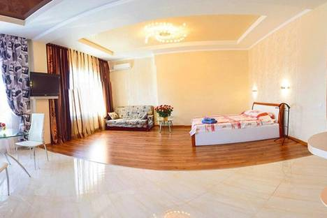 Сдается 1-комнатная квартира посуточно в Харькове, проспект Юрия Гагарина, 30.