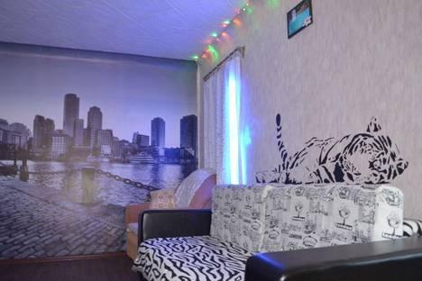 Сдается 2-комнатная квартира посуточнов Юрюзань, Советская, 55.