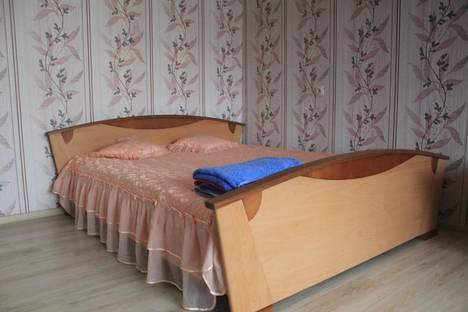 Сдается 1-комнатная квартира посуточно в Витебске, Строителей, 8.