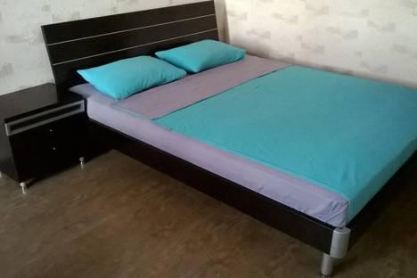 Сдается 1-комнатная квартира посуточно в Челябинске, ул. Аральская, 212.