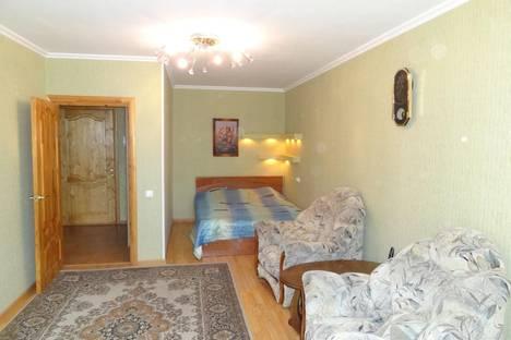 Сдается 1-комнатная квартира посуточно в Белгороде, Садовая, 120б.