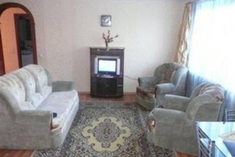 Сдается 4-комнатная квартира посуточнов Воронеже, Пр-т Патриотов, 4а.