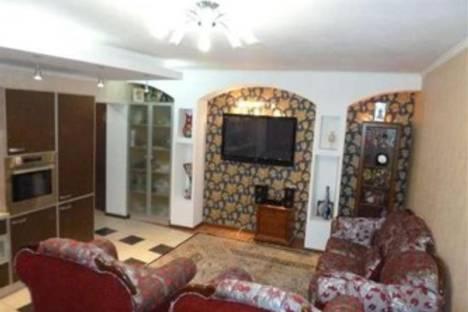 Сдается 4-комнатная квартира посуточнов Воронеже, Старых Большевиков, 100.