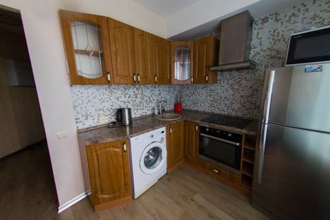 Сдается 1-комнатная квартира посуточно в Санкт-Петербурге, ул. Ленсовета, д.34, к.3.