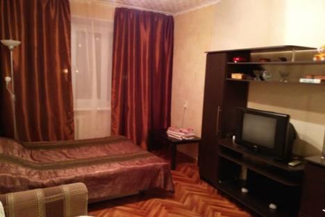 Сдается 1-комнатная квартира посуточно в Уфе, ул. Юрия Гагарина, 56.
