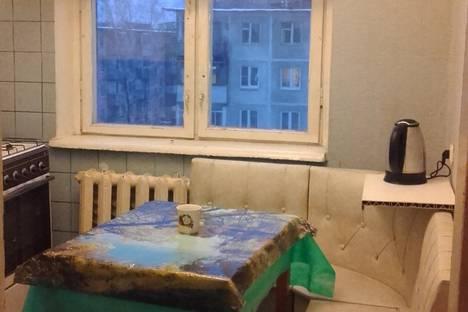 Сдается 2-комнатная квартира посуточно в Серпухове, Советская 97.