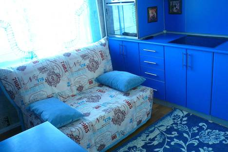 Сдается 1-комнатная квартира посуточно в Ессентуках, ул. Кисловодская, 24А.