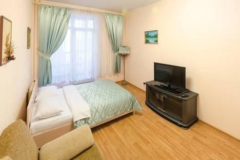 Сдается 1-комнатная квартира посуточно в Томске, ул. Трифонова 22.