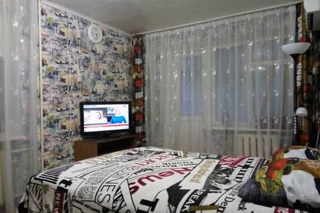 Сдается 1-комнатная квартира посуточно в Таганроге, ул. Дзержинского, 191.