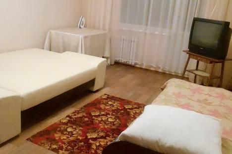 Сдается 1-комнатная квартира посуточно в Оренбурге, Промышленная 12.