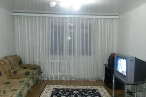 Сдается 2-комнатная квартира посуточно в Костанае, Абая,3.