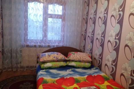 Сдается 2-комнатная квартира посуточно в Уральске, Евразия 113/1.
