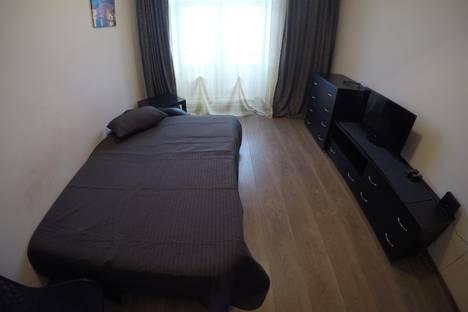 Сдается 1-комнатная квартира посуточнов Казани, Чернышевского 16.