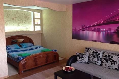 Сдается 1-комнатная квартира посуточно в Тамбове, ул. Интернациональная, 34.