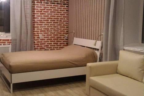 Сдается 2-комнатная квартира посуточно в Кировске, Кирова 17.