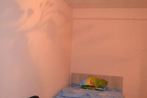 Сдается 1-комнатная квартира посуточнов Бишкеке, ул. Турусбекова, 48.