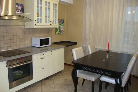 Сдается 1-комнатная квартира посуточново Всеволожске, Коломяжский проспект, 28к1.