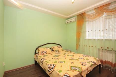 Сдается 2-комнатная квартира посуточно в Краснодаре, ул. Анисовая, 39.