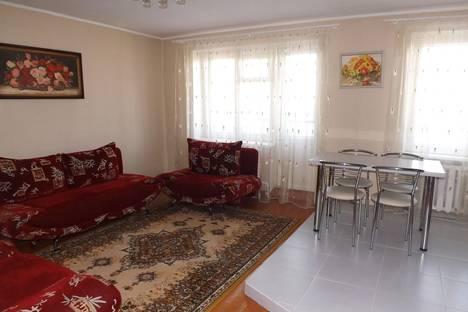 Сдается 3-комнатная квартира посуточнов Мозыре, Ул.Суркова 2.