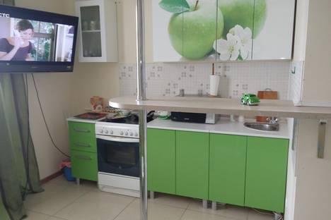 Сдается 1-комнатная квартира посуточно в Серпухове, ул. Красный Текстильщик, 6\2.