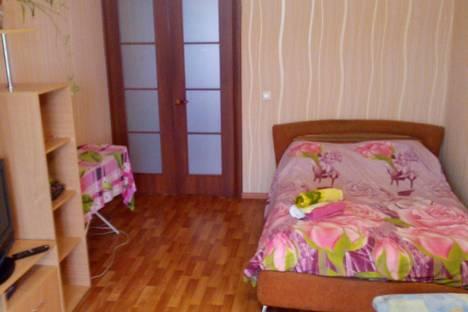 Сдается 1-комнатная квартира посуточнов Вологде, Ярославская 31б.