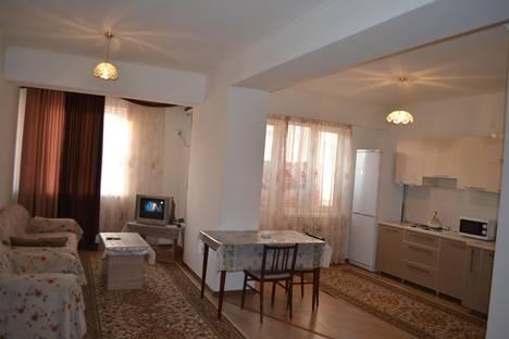Сдается 2-комнатная квартира посуточнов Бишкеке, Боконбаева-Панфилова,1.
