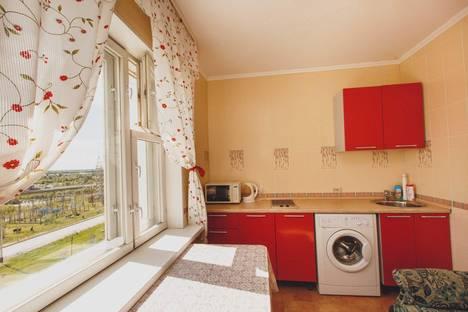 Сдается 1-комнатная квартира посуточнов Нефтеюганске, 14 микрорайон 53 дом.