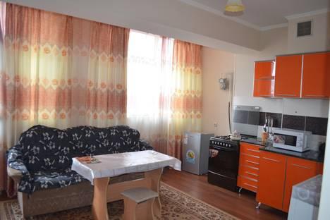 Сдается 1-комнатная квартира посуточно в Бишкеке, Боконбаева-Панфилова,1.
