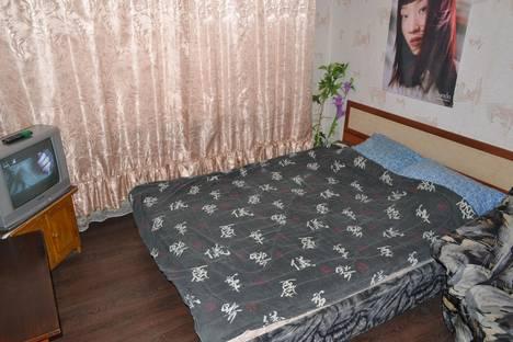 Сдается 1-комнатная квартира посуточно в Чайковском, ленина 81.