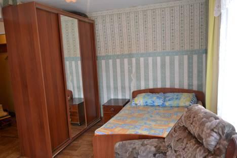 Сдается 1-комнатная квартира посуточнов Чайковском, ленина 11.