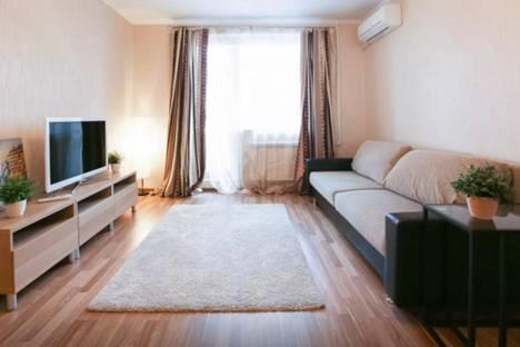 Сдается 1-комнатная квартира посуточно в Москве, ул,Братиславская 19к1.