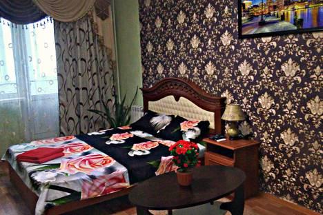 Сдается 1-комнатная квартира посуточно в Курске, проспект Вячеслава Клыкова, 78.