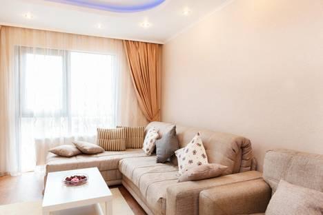 Сдается 2-комнатная квартира посуточнов Тюмени, ул. Максима Горького, 68к1.