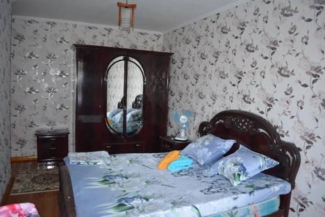 Сдается 3-комнатная квартира посуточно в Бишкеке, ул. Т. Уметалиева, 41.