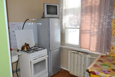 Сдается 1-комнатная квартира посуточнов Чайковском, ул. Горького, 6..