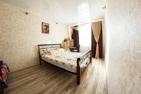 Сдается 2-комнатная квартира посуточнов Томске, ул. Кузнецова, 1.