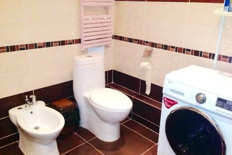Сдается 3-комнатная квартира посуточно в Астане, кунаева 35/2.