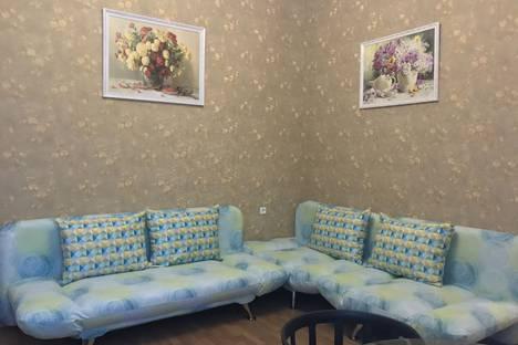 Сдается 2-комнатная квартира посуточно в Кисловодске, переулок Яновского, 2.