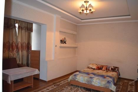 Сдается 2-комнатная квартира посуточно в Бишкеке, горького,5.