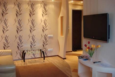 Сдается 2-комнатная квартира посуточно в Кременчуге, Советская 13/9.