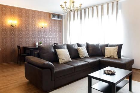 Сдается 3-комнатная квартира посуточнов Тюмени, ул. Максима Горького, 68к3.