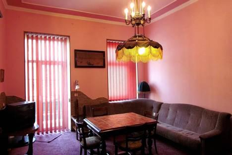 Сдается 2-комнатная квартира посуточно в Львове, Ивана Франко 51.