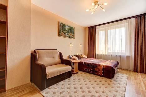 Сдается 1-комнатная квартира посуточно в Санкт-Петербурге, Загребский бульвар, 9.