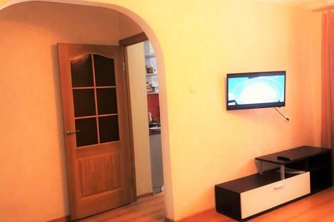 Сдается 2-комнатная квартира посуточнов Новополоцке, Молодежная,27.