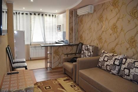 Сдается 1-комнатная квартира посуточнов Железноводске, ул. Ленина, д 8.