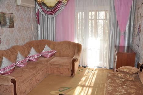 Сдается 2-комнатная квартира посуточнов Партените, ул . Солнечная  дом 15.