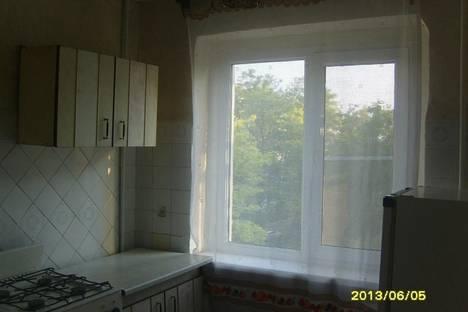Сдается 1-комнатная квартира посуточно в Ейске, ул. Ясенская, 2б.