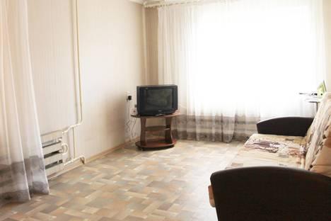 Сдается 1-комнатная квартира посуточнов Казани, проспект Фатыха Амирхана, 35.